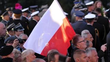 Andrzej Duda i Ewa Kopacz na uroczystościach na Westerplatte [WIDEO, ZDJĘCIA]
