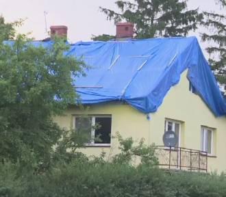 Nawałnice w Małopolsce. Prawie 200 interwencji strażaków [WIDEO]