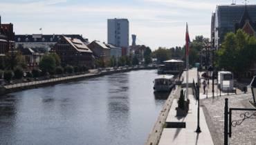 Pogoda Bydgoszcz: poniedziałek, 31 sierpnia