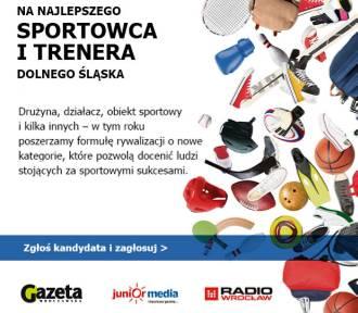 63. Plebiscyt na Najlepszego Sportowca i Trenera Dolnego Śląska trwa