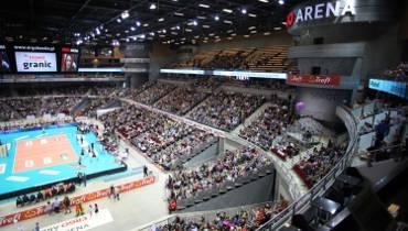 Ergo Arena obchodzi 5. urodziny. W tym czasie zorganizowano ponad 500 imprez