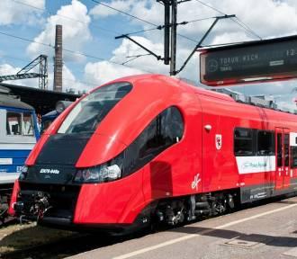 Poseł Brejza walczy o nowoczesne pociągi