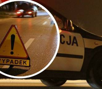 Śmiertelny wypadek w Toruniu. Jedna osoba nie żyje, dwie są ranne