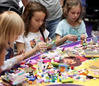 LEGO dla dzieciaków w weekend w Galerii Malta