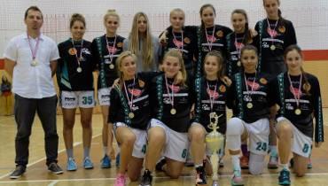 MUKS WSG SUPRAVIS Bydgoszcz ponownie niepokonany