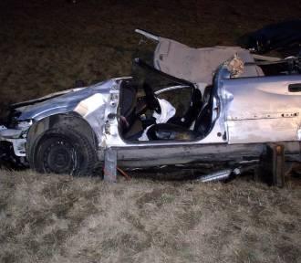 Zginął 51-letni kierowca opla astry
