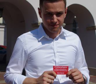 Kabaciński: mój program stworzą wyborcy