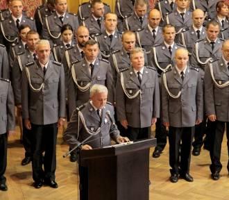 Święto policji w Toruniu [ZDJĘCIA]