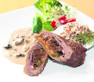 O mięsach zwijanych, rolowanych i z kieszenią - czyli jak zrobić pyszne zrazy