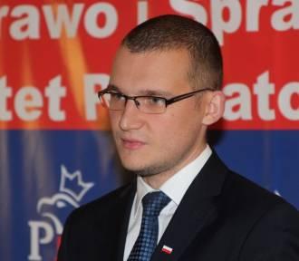 Paweł Szefernaker sekretarzem stanu w KPRM - zobacz co mówił w Sławnie [wideo]