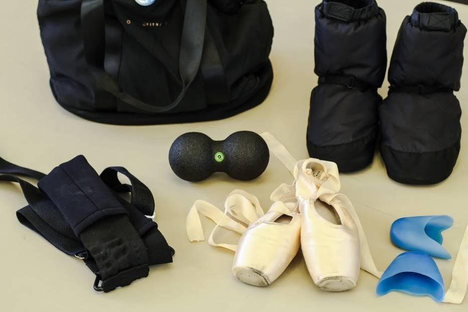 Co potrzebne baletnicy?