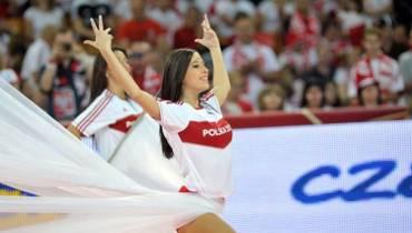 Cheerleaderki z Sopotu: gorący doping na MŚ 2014 w siatkówce [zdjęcia, wideo]