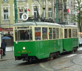 Nietypowa lekcja historii w zabytkowym tramwaju