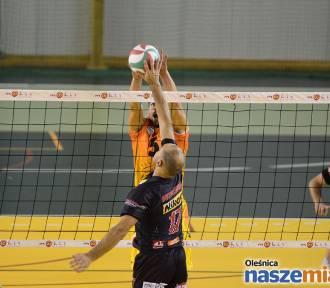 Pierwsze zwycięstwo Siatkarza Oleśnica w II lidze