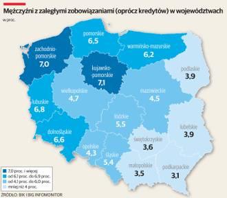 Długi mieszkańców Łódzkiego. Rekordzista ma do spłaty 3,9 mln zł