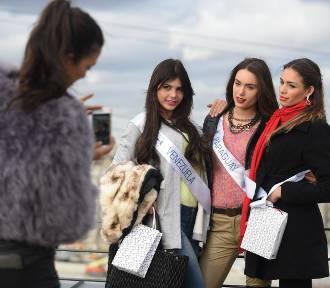 Miss Supranational 2015: Kandydatki zwiedziły Łódź [ZDJĘCIA]