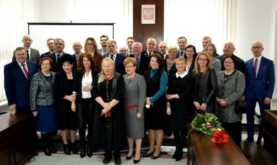 Sąd Rejonowy w Kartuzach obchodzi rocznicę 30-lecia reaktywacji FOTO, WIDEO