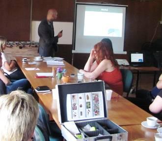 MOPiPR w Kole: Szkolenie dotyczące uzależnień