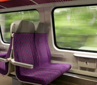 Ukradł bagaż w pociągu