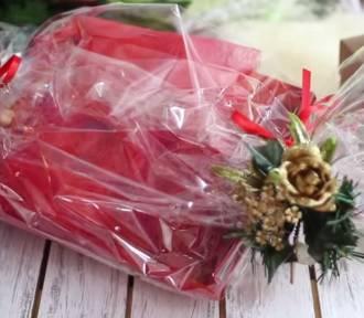Jak zapakować prezent? Podpowiadamy proste i oryginalne sposoby na pakowanie prezentów [FILMY,