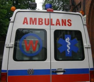 Groźny wypadek. 6 osób w szpitalu