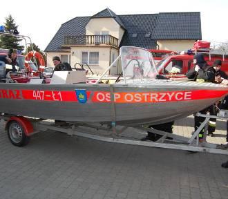 Omega przewróciła się na Jeziorze Ostrzyckim