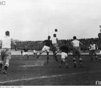 Sport przed wojną: Piłka nożna na archiwalnych zdjęciach