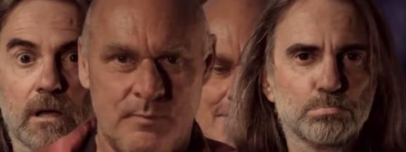 Kadr z teledysku Faust -