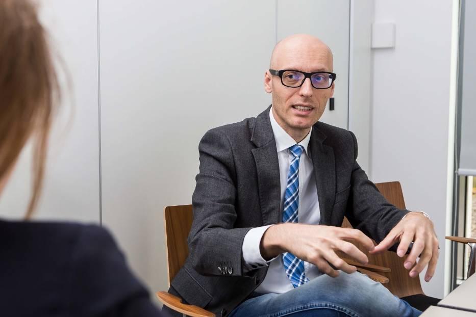 Numerolog Michał Skibiński. Sprzedawał marzenia, dziś wskazuje drogę