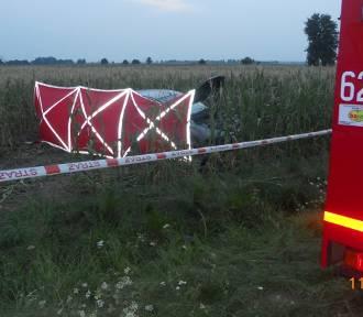 Śmiertelny wypadek w Smulsku [ZDJĘCIA]