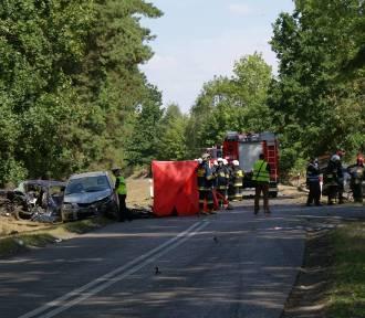 Śmiertelny wypadek na trasie Złotów-Zakrzewo