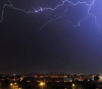 Uwaga: IMGW ostrzega Wielkopolskę - idą burze i grad