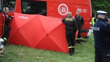 Jezioro Cichowo-Mórka: strażacy wyłowili ciała dwojga topielców [ZDJĘCIA, WIDEO]