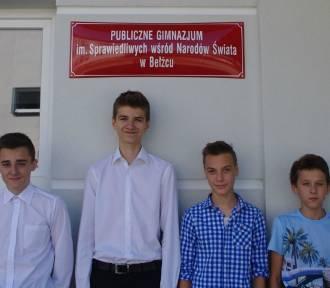 Szkoła w Bełżcu z wyjątkowym patronem