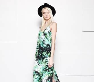 Modne sukienki na upalne dni. Trendy 2015