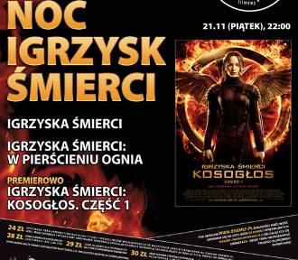 ENEMEF: Noc Igrzysk Śmierci z premierą Kosogłosa. Mamy dla Was bilety do Multikina
