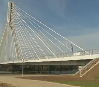 Drugi pod względem wysokości most w kraju otwarto w Rzeszowie