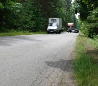 Potrącenie rowerzysty w Patrzykowie. Sprawca wypadku zasnął za kierownicą?