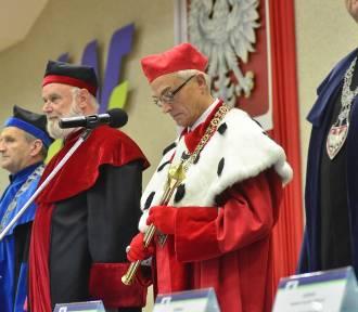 Inauguracja roku akademickiego na AWF Poznań [ZDJĘCIA]