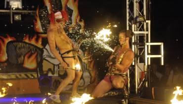 Moc atrakcji na Carnavale Sztukmistrzów (ZDJĘCIA, WIDEO)
