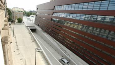 Darmowy parking na 660 aut przy Narodowym Forum Muzyki. Otwarcie 5 września