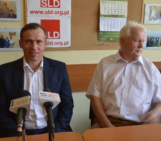Cezary Olejniczak liderem Zjednoczonej Lewicy