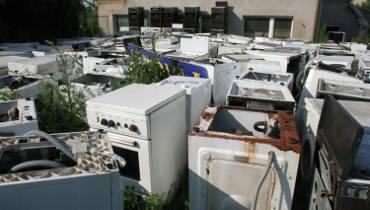 Zbiórka elektrośmieci w sobotę
