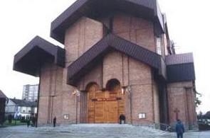 Kościół Parafialny św. Jana Chrzciciela, Kraków, ul. Dobrego Pasterza 117, telefon i godziny mszy