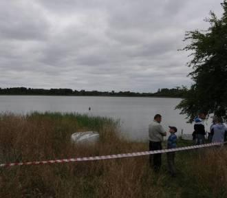Jezioro Cichowo-Mórka: utonęło małżeństwo. Znaleziono zwłoki [ZDJĘCIA, FILM]