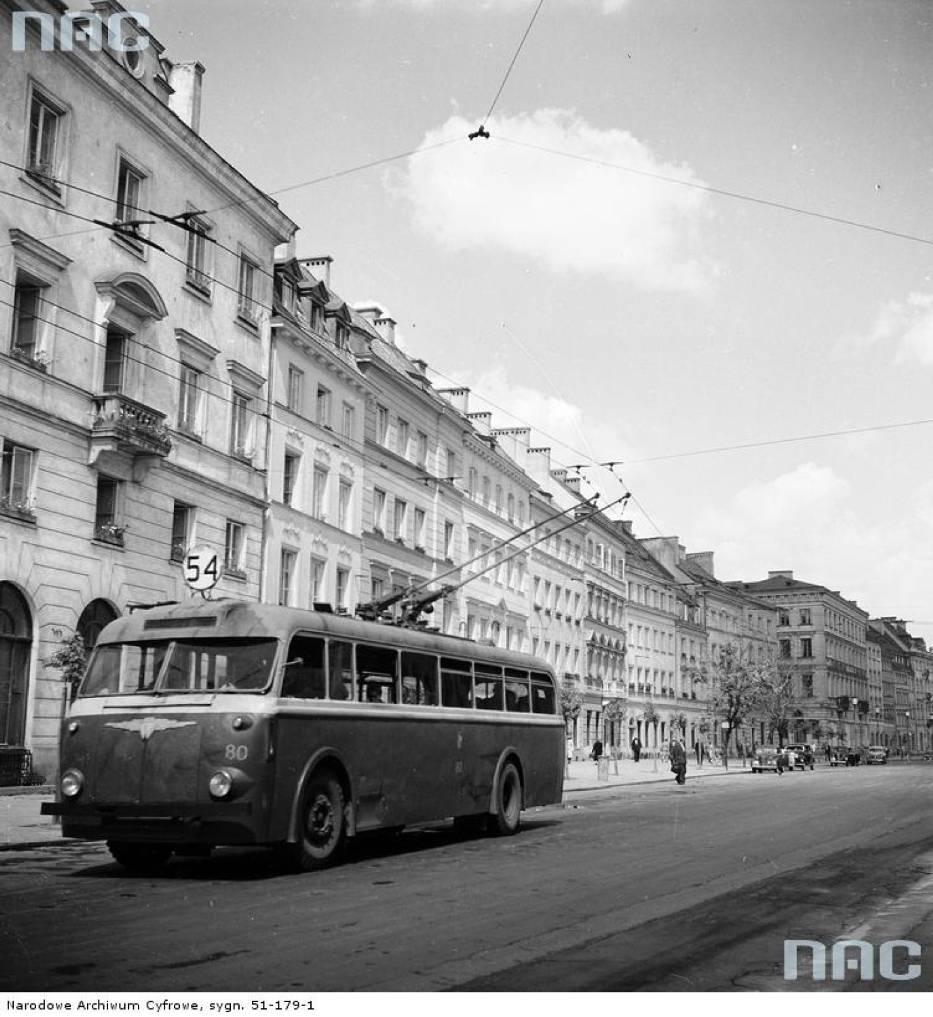 Tajemnice warszawskiego transportu: