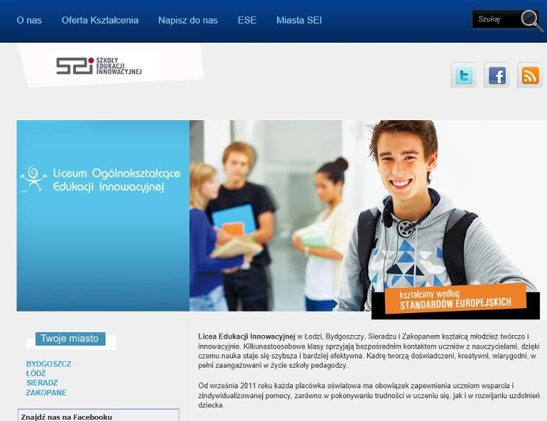 Liceum Ogólnokształcące dla Dorosłych Edukacji Innowacyjnej w Bydgoszczy