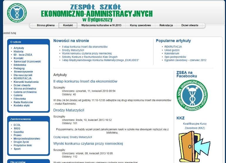 Liceum Profilowane Ekonomiczne