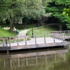 Gminny Park w Ornontowicach