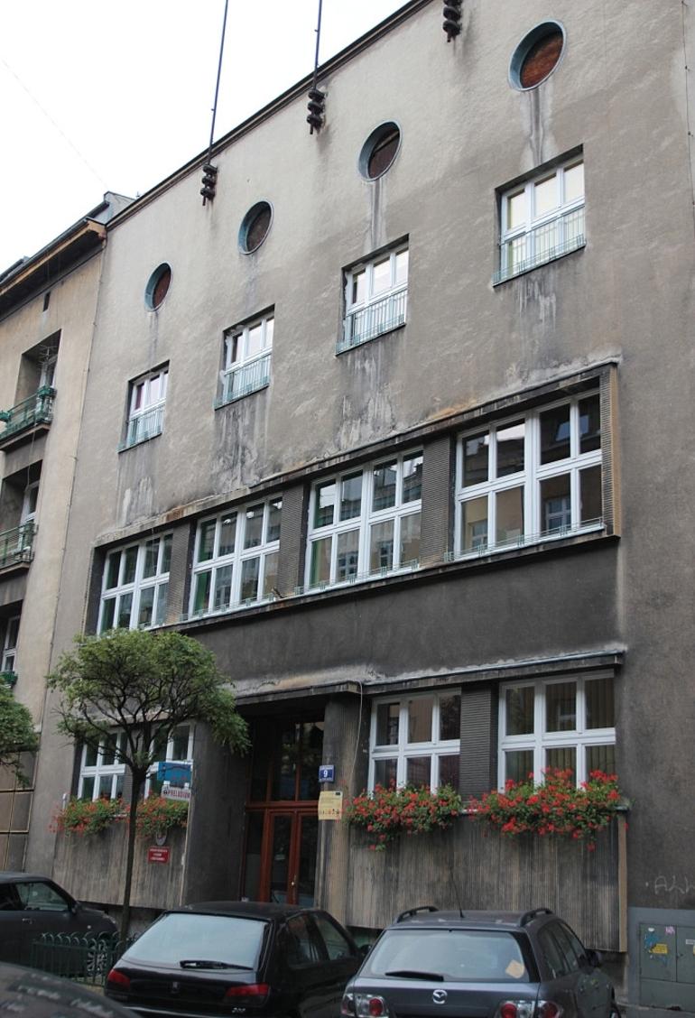 Przedszkole Samorządowe nr 44 ul. Żuławskiego 9